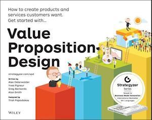 Bog, paperback Value Proposition Design