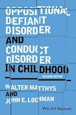 Oppositional Defiant Disorder and Conduct Disorderin Childhood 2E