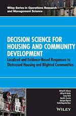Decision Science for Housing and Community Development (Operations Research and Management Science)