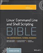 Linux Command Line and Shell Scripting Bible + Website (Bible)