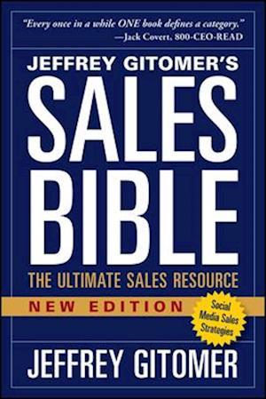 Bog, paperback The Sales Bible, New Edition af Jeffrey H Gitomer