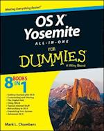 OS X Yosemite All-in-One for Dummies (For dummies)
