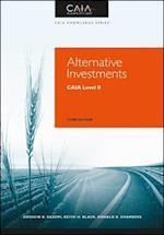 Alternative Investments - Caia Level II 3E
