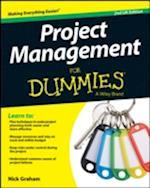Project Management for Dummies 2E UK