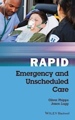 Rapid Emergency & Unscheduled Care af Oliver Phipps