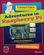 Adventures in Raspberry Pi (Adventures in)