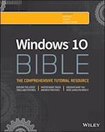 Windows 10 Bible (Bible)