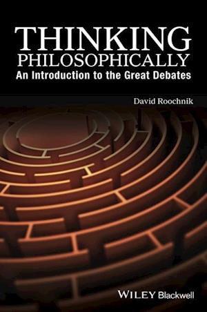 Bog, hardback Thinking Philosophically af David Roochnik