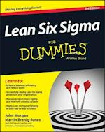 Lean Six Sigma For Dummies af John Morgan