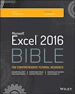 Excel 2016 Bible af John Walkenbach