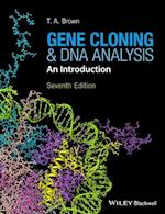 Gene Cloning and DNA Analysis af T. A. Brown