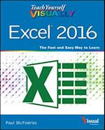 Teach Yourself Visually Excel 2016 (Teach Yourself Visually (Tech))