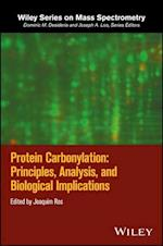 Protein Carbonylation (Wiley Series on Mass Spectrometry)