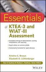 Essentials of KTEA-3 and WIAT-III Assessment af Kristina C. Breaux