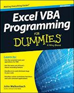 Excel VBA Programming for Dummies, 4th Edition af John Walkenbach