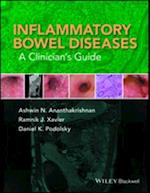 Inflammatory Bowel Diseases af Daniel K. Podolsky, Ashwin N. Ananthakrishnan, Ramnik J. Xavier