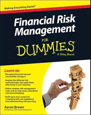 Bog, paperback Financial Risk Management for Dummies af Aaron Brown