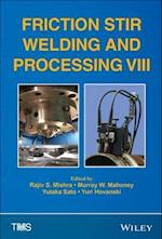 Friction Stir Welding and Processing VIII af Wiley