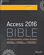 Access 2016 Bible (Bible)