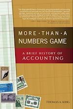 More Than a Numbers Game af Thomas A. King