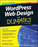 WordPress Web Design For Dummies af Lisa Sabin-wilson
