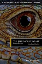 The Philosophy of Art af Stephen Davies