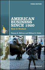 American Business Since 1920 (THE AMERICAN HISTORY SERIES)