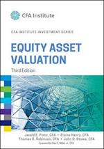 Equity Asset Valuation af Jerald E. Pinto