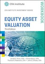 Equity Asset Valuation af Jerald E. Pinto