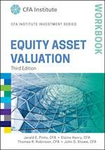 Equity Asset Valuation Workbook af Jerald E. Pinto