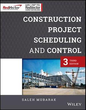 Bog, hardback Construction Project Scheduling and Control af Saleh Mubarak