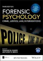 Forensic Psychology (BPS Textbooks in Psychology)