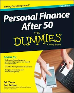 Personal Finance After 50 For Dummies af Eric Tyson