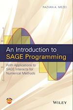 Introduction to SAGE Programming af Razvan A. Mezei