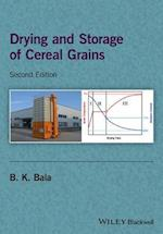 Drying and Storage of Cereal Grains