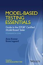 Model-Based Testing Essentials - Guide to the ISTQB Certified Model-Based Tester af Anne Kramer