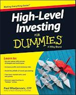 High-Level Investing for Dummies (For Dummies (Business & Personal Finance))