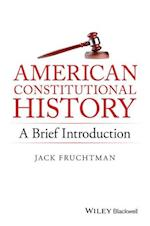 American Constitutional History