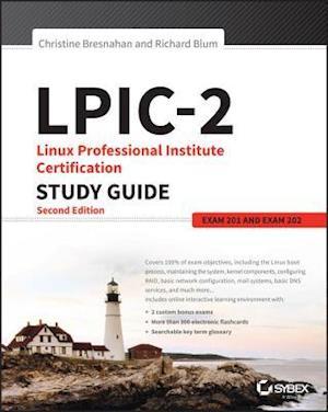 LPIC-2: Linux Professional Institute Certification Study Guide af Richard Blum, Christine Bresnahan