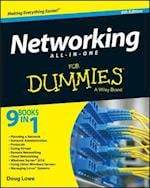 Networking All-in-One for Dummies (For dummies)