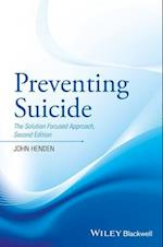 Preventing Suicide - the Solution Focused Approach2e