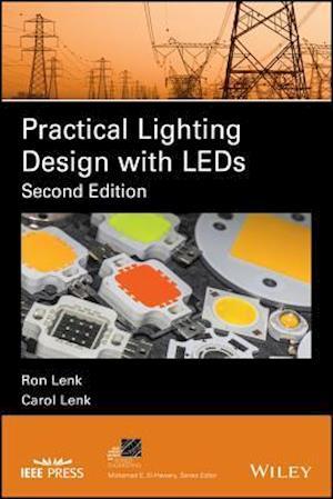 Bog, hardback Practical Lighting Design with LEDs af Ron Lenk