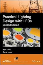 Practical Lighting Design with LEDs (IEEE Press Series on Power Engineering Hardcover)