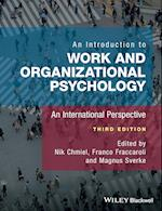 An Introduction to Work and Organizational        Psychology - an International Perspective 3E