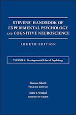 Stevens' Handbook of Experimental Psychology and Cognitive Neuroscience (nr. 4)