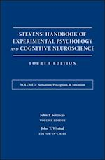 Stevens' Handbook of Experimental Psychology and Cognitive Neuroscience, Sensation, Perception, and Attention