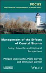 Management of the Effects of Coastal Storms af Philippe Quevauviller, Emmanuel Garnier, Paolo Ciavola