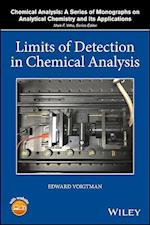 Limits of Detection in Chemical Analysis (Chemical Analysis: A Series of Monographs on Analytical Chem)