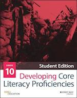 Developing Core Literacy Proficiencies Grade 10