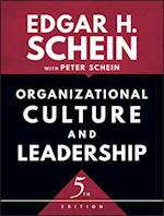Organizational Culture and Leadership af Edgar H. Schein